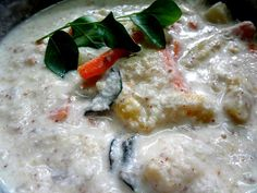 Avial ( Vishu menu)