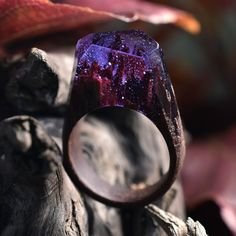 Take a look at what just might be the most beautiful rings in the world. Secret Wood, a company out of Vancouver, British Columbia, is making it possible for you to wear a magical universe on your hand. These breathtaking pieces are probably better than anything you could ever imagine. I cannot stop staring at …