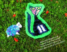 Dada Neon Crochet: YOUR Personal Freeform CAL - Week 5!