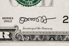 If Jack Lew is confirmed as Treasury secretary, he's either going to have to change his penmanship or US dollar bills are going to start bearing the most craptacular signature ever Barack Obama, Stupid Images, Calligraphy Handwriting, Penmanship, Handwriting Analysis, Rumpelstiltskin, Live Wire, Tumblr, Live News