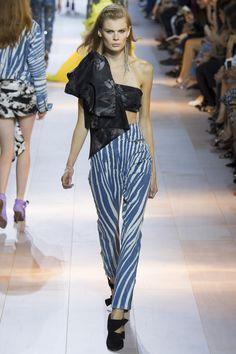 15 - Roberto Cavalli Spring 2016 Ready-to-Wear Fashion Show - Alexandra Elizabeth