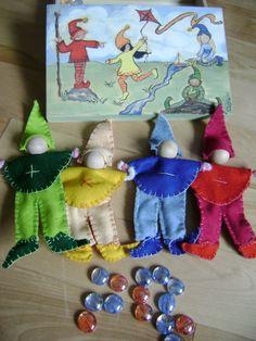 waldorf math gnomes and temperments