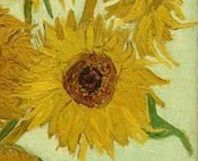 I think I would actually get one based off of Van Gogh's sunflowers.