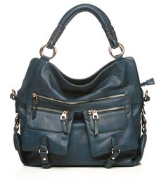 As much as I love a good leather bag, if I'm going to eat vegan, I am purchasing vegan fashion as well. These are cool bags- not sacrificing style. Urban Expressions Afternoon Handbag Vegan Leather Purse Chocolaterban Expressions Afternoon Handbag Vegan Leather Purse Blue