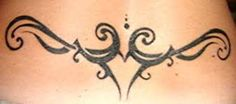 Resultado de imagem para tatoo bas du dos femme