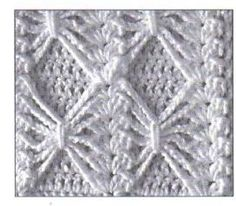 cool square pattern (free pattern on MomsLoveOfCrochet...).