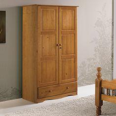 Palace Imports Universal Solid Wood Customizable Wardrobe