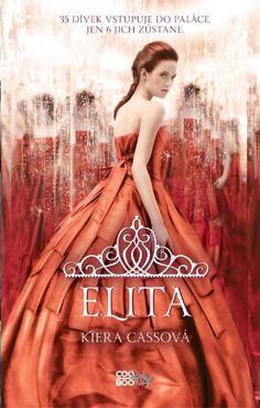 The Elite | Kiera Cass | Romantic book | Favourite book | Dystopia