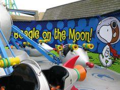 Planet Snoopy at Cedar Point Amusement Park.