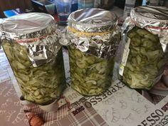 Svéd hagymás uborka télire - pikáns savanyúság - Balkonada recept