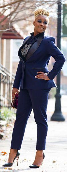 Prissysavvy: Pink Suit | Fashion: Working Girl | Pinterest | Pink ...