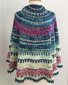 Ravelry: Beautiful Beast pattern by Webster Street Knittery