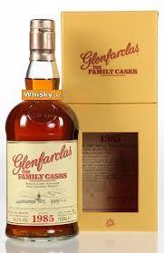 Glenfarclas family casks 1985
