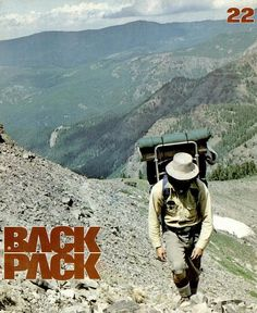 Royal Cheese: Backpacker magazine: 1973 - 2009