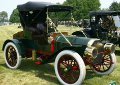 1899 Knox Porcupine Knox Automobile Co Springfield Mass