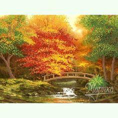 Осенний мостик РКП-150