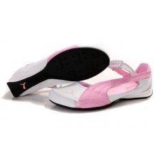 Puma Sandals Third Generations White/Pink