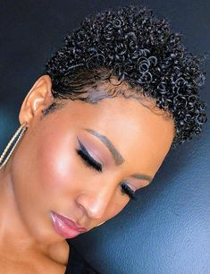 30 Best TWA Hairstyles For Short Natural Hair Short Afro Hairstyles hair hairstyles Natural Short TWA Short Natural Styles, Natural Hair Short Cuts, Short Natural Haircuts, Tapered Natural Hair, Short Hair Cuts, Short Twa Hairstyles, Short Afro Hairstyles Natural, Twa Haircuts, Short Styles