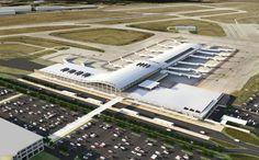 Little Rock, Ark. terminal expansion