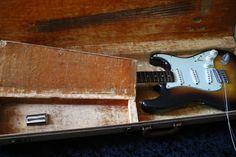 1960 Fender Stratocaster Vintage All Original PRE CBS | Reverb