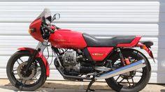 1981 Moto Guzzi V50 Monza