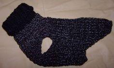 doggy sweater pattern knifty knitter   Loom knitting ...