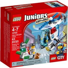 Buy LEGO JUNIOR Police Helicopter Chase NEW RELEASE 2016 for R259.00