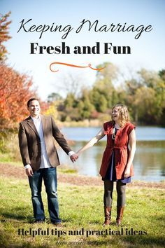 Simple ways to stay close to your spouse and enjoy one another! Written by a Christian wife and mom.