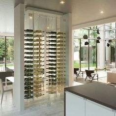 Perfect for any wine advocate.   Relax in style at 460 Sunset Dr. 5495000  Realtor Jennifer Gomez jennifer@thechadcarrollgroup.com (305) 525-6769  http://ift.tt/1XpMFN6  #RealtorJenniferGomez #JennySellsMiami #thecarrollgroup #douglaselliman #miami #miamirealestate #luxuryrealestate #wine #style #decor - http://ift.tt/1HQJd81