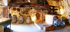 Le moulin de Partégal est un lieu unique pour sa beauté mais aussi pour la qualité des produits fabriqués. C'est l'endroit parfait pour apprendre les différents stades nécessaires pour obtenir une huile d'olive de qualité. Source image: Totem Info