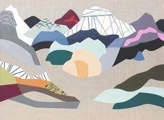 Original Nature Painting by Lucie Jirku Workplace Design, Nature Paintings, Geometric Art, Online Art Gallery, Saatchi Art, Original Paintings, Abstract Art, Art Pieces, Fine Art