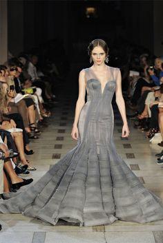 Zac Posen Spring 2012 | New York Fashion Week