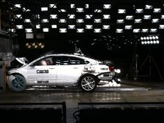 2014 Chevy Impala Earns Five Star NHTSA Safety Rating