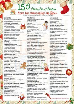 150 idées originales pour vos cadeaux de Noël