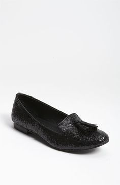 Think these are so cute but haven't quit decided if I could pull them off. Steve Madden 'Chaufur' Flat | Nordstrom