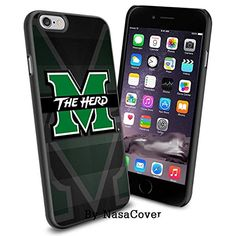 NCAA University sport Marshall Thundering Herd , Cool iPhone 6 Smartphone Case Cover Collector iPhone TPU Rubber Case Black [By NasaCover] NasaCover http://www.amazon.com/dp/B0140N9R6K/ref=cm_sw_r_pi_dp_orH2vb1WJ30J7