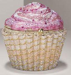 Judith Leiber ~ Strawberry Cupcake