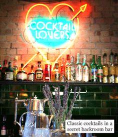5CC Cocktail Bar, Exmouth Market