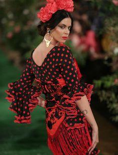 Rocío Peralta en We Love Flamenco 2018. Foto: Vanessa Gómez
