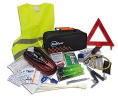 Top Gear Premium Roadside Assistance Kit (66-piece) #carscampus