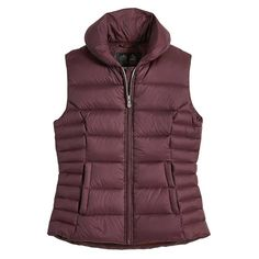 ***NEW FOR AUTUMN/WINTER*** Musto Hartland Gilet in Bordeaux http://www.aivly.co.uk/product_60546.htm