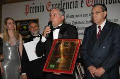 JORNAL O CAMPISTA  Foi indicado a receber  a  Comenda :  PRÊMIO EXCELÊNCIA E QUALIDADE BRASIL 2013