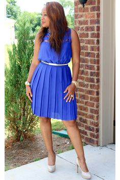 Feeling Blue with Trish M