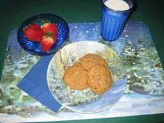 Sneaky Chef's Breakfast Cookies
