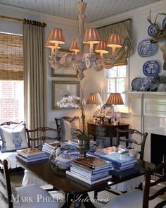 I'm positively and completely obsessed with this room by @smarkphelps  Perfection, yes?!  Image via @danamahnke_indigohomeshop and @splendorinthesouth