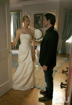 """Must  I Do About Nothing ""-- Pictured  (L-R) Kelly Rutherford as Lily and Matthew Settle as Rufus   in GOSSIP GIRL on The CW. PHOTO CREDIT: Giovanni Rufino/ THE CW ©2008 THE CW NETWORK, ALL RIGHTS RESERVED."
