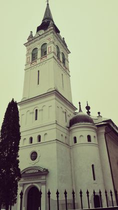 Evanjelický kostol, Brezno