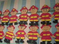 Here are the best 9 fire safety crafts and ideas for preschoolers and toddlers. Firefighters crafts are one of the vital concepts for the kids. Fireman Crafts, Firefighter Crafts, Fire Safety Crafts, Fire Safety Week, Kindergarten Crafts, Preschool Activities, Kindergarten Units, Fire Truck Craft, Community Helpers Crafts