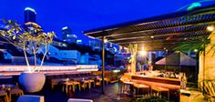 Screening Room - rooftop bar