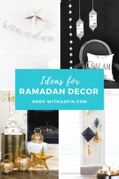 Wondering how to decorate for Ramadan? Take inspiration from these Beautiful, Timeless, and Modern Ramadan Decoration Ideas to set a festive Ramadan mood in your house. Bullet Journal Quotes, Bullet Journal Writing, Journal Pages, Ramadan Decorations, Table Decorations, Charity, Living Room Decor, First Love, Prayers